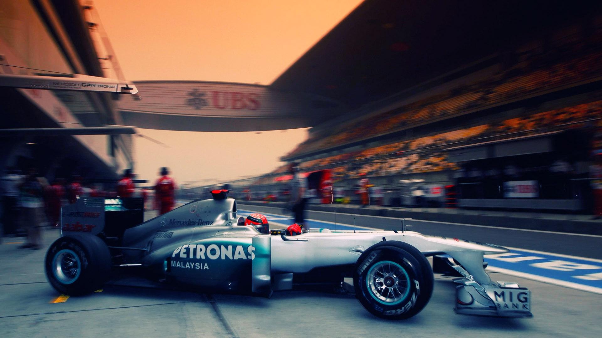 صورة بطولة العالم – فورمولا 1