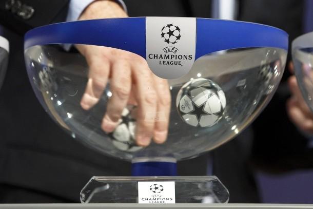 صورة قرعة دوري أبطال أوروبا