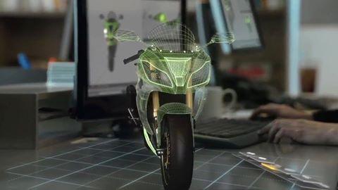 صورة تكنولوجيا هولولينز من مايكروسوفت