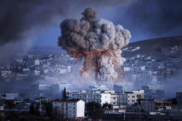 صورة داعش: البركان الذي انفجر ولن يخمد