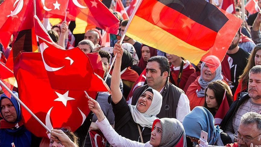 صورة تركيا تحذر مواطنيها في ألمانيا قبل الانتخابات العامة