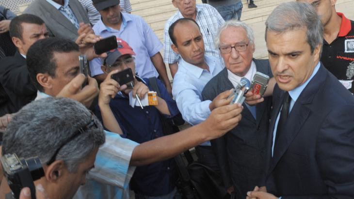 صورة تونس تطرد ابن عم العاهل المغربي من أراضيها
