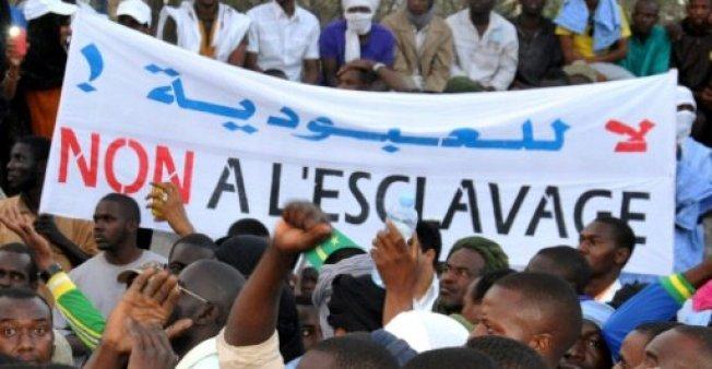 صورة موريتانيا تمنع دخول وفد أمريكي مناهض للعبودية !