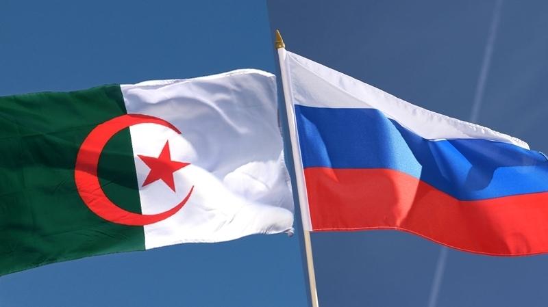 صورة تمار يوقّع بروتوكول عمل جزائري – روسي في مجال البناء والعمران