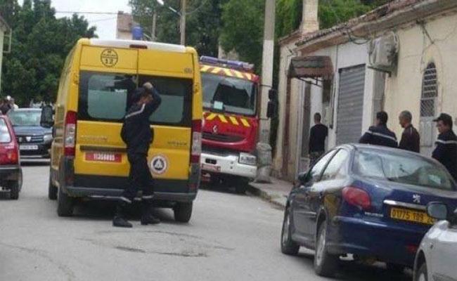 صورة 9 وفيات بسبب تسرب الغاز بباتنة وتلمسان