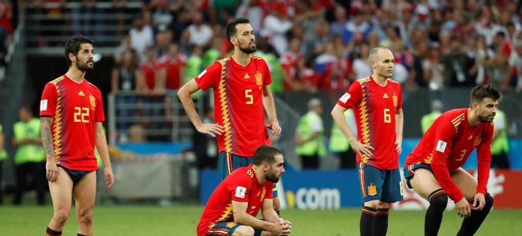 صورة مونديال المفاجأة.. روسيا تقصي اسبانيا وتبلغ الدور الربع النهائي