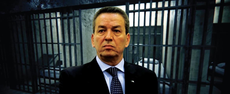 صورة إيداع عمارة بن يونس الحبس المؤقت