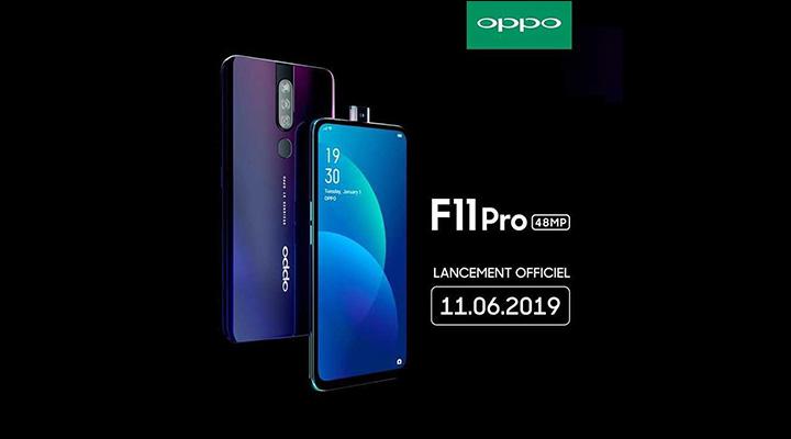 صورة OPPO تطلق جهاز F11 Pro الجديد بكاميرا خلفية مزدوجة بدقة 48 ميجا بيكسل، متحولا بذلك من خبير السيلفي إلى أستاذ الصور الشخصية الفنية
