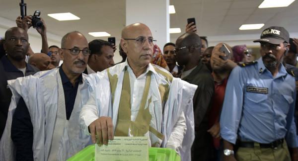 صورة موريتانيا: المعارضة ترفض فوز محمد ولد الغزواني وتدعو للتظاهر