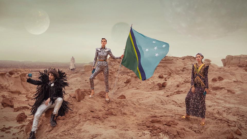 """صورة OPPO تدعو جيل الألفية إلى استكشاف آفاق جديدة عبر حملتها الجديدة """"Lead the Species"""""""