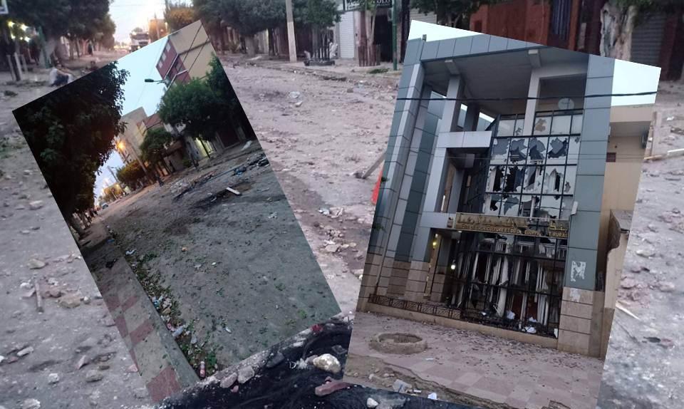 صورة 3 قتلى في ليلة رعب بواد أرهيو بغليزان