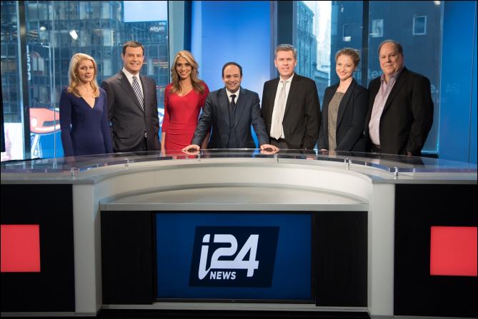 صورة ما يجب أن يقال: I24 قناة الذئاب وسياسة الكلاب ؟!