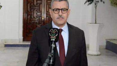 Photo de Presse électronique: Djerad appelle à engager les modalités de régularisation