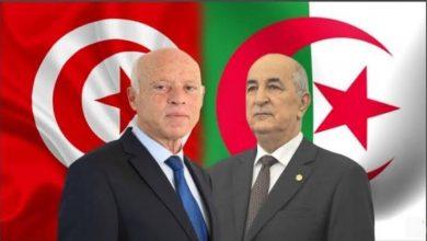 Photo de Le président tunisien entame une visite d'Etat en Algérie