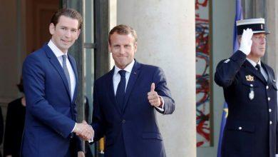 Photo de Kurtz, Macron … le sage et le théoricien? !