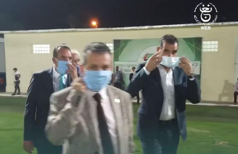 صورة كواليس برنامج في حضرة الأبطال، يستحضر مسار المنتخب الوطني في وقفة عرفان لكل أجيال الكرة الجزائرية