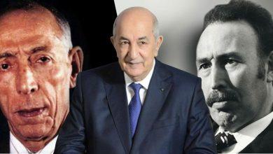Photo de Parmi les présidents algériens des hommes …? !