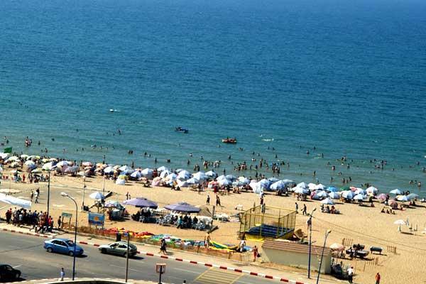 صورة إعادة فتح الشواطئ وفضاءات الترفيه اعتبارا من السبت المقبل في إطار نظام وقائي