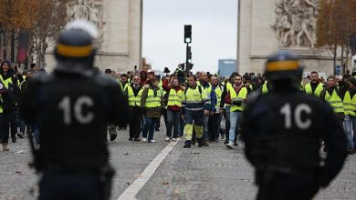 Photo de Ce qui devrait être dit: France … terrorisme, gilets jaunes et autres choses ? !