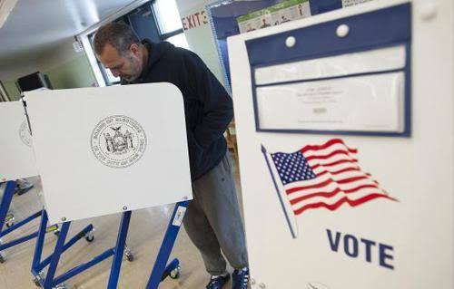 صورة فبركة التدخل الايرانى فى الانتخابات الاميريكية وخلفيتها