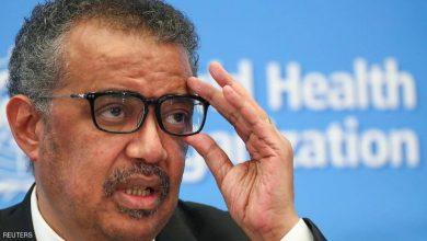 """صورة هجوم """"كاسح"""" من الجيش الإثيوبي على مدير """"الصحة العالمية"""""""