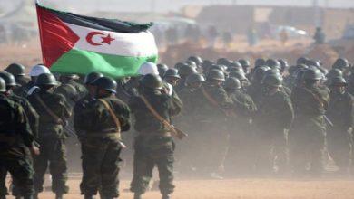 صورة اقدمت قوات الاحتلال المغربي في الساعات الاولى من فجر اليوم على فتح ثلاث ثغرات شرق الثغرة غير الشرعية بالكركرات