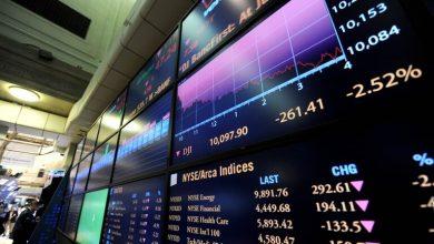 صورة توقعات بأزمة مالية في الولايات المتحدة