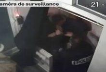 صورة ماكرون غاضب بعد اعتداء فاحش على موسيقي من طرف الشرطة (فيديو)