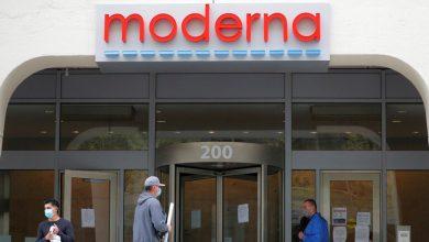 """صورة """"موديرنا"""" تطلب تفويضا طارئا من هيئة الغذاء والدواء الأمريكية لتوزيع لقاح كورونا"""