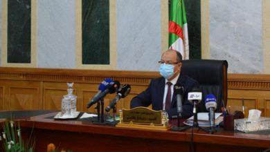 صورة كلمة السيد وزير العدل حافظ الأختام، بمناسبة إنعقاد الدورة السادسة والثلاثين 36 لمجلس وزراء العدل العرب