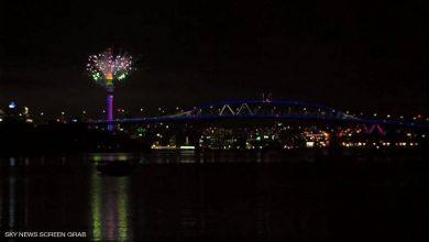 صورة فيديو: نيوزيلندا أول دولة تودع 2020 بعرض مبهر