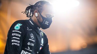 صورة إصابة بطل فورمولا 1 بفيروس كورونا وغيابه عن سباق الصخير