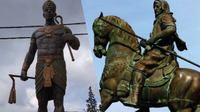 صورة ما يجب أن يقال: طارق ابن زياد أم شاشناق في البحث عن التمثال الرمز؟!