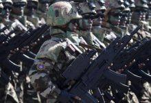 """صورة """"بندقية كيم"""".. سلاح كوريا الشمالية القاتل"""