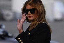 """صورة بالفيديو.. رسالة وداع """"موثرة"""" من ميلانيا ترامب"""