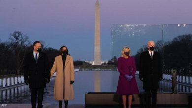"""صورة فور وصوله إلى واشنطن.. """"خطوة غير مسبوقة"""" من بايدن"""