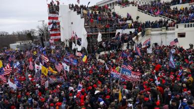 صورة رسالة أميريكا: اقتحام الكونغرس.. زعزعة لمكانة الديمقراطية في أمريكا