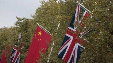 صورة بريطانيا تستدعي القائم بالأعمال الصيني بعد عقوبات فرضتها بكين