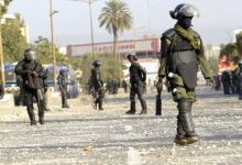 صورة مواجهات وأعمال تخريب في السنغال بعد اعتقال مرشح رئاسي سابق