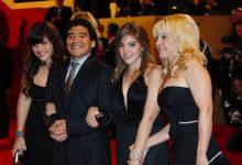 صورة زوجته السابقة.. مارادونا تم اختطافه قبل إعلان وفاته
