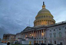 صورة مشروع قانون بمجلس الشيوخ يقيد سلطة بايدن لشن حرب بعد ضربات سوريا
