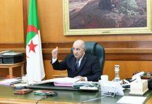 صورة رئيس الجمهورية: أغلب مطالب الحراك الأصلي تحققت ودعاة تمدين الحكم تلقوا تربصات في مخابر أجنبية