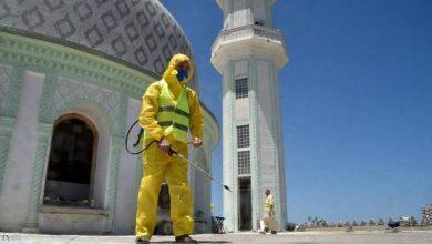 صورة السماح بأداء صلاة التراويح في المساجد..بشروط