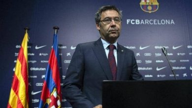 """صورة فضيحة """"بارسا غيت"""".. إطلاق سراح مشروط لرئيس برشلونة السابق"""