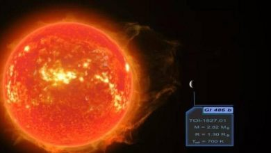 صورة علماء يكتشفون كوكبا عملاقا قد يكون صالحا للحياة