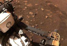 """صورة لأول مرة.. مركبة الفضاء """"برسفيرانس"""" تتجول على المريخ"""
