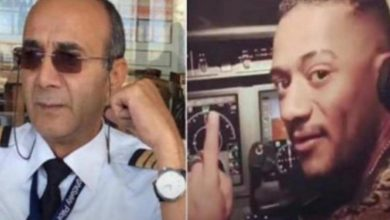 صورة وفاة طيار مصري بعد أيام من الحكم لصالحه ضد محمد رمضان