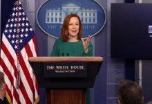 """صورة البيت الأبيض: الهدف من العقوبات على روسيا """"ليس التصعيد"""""""