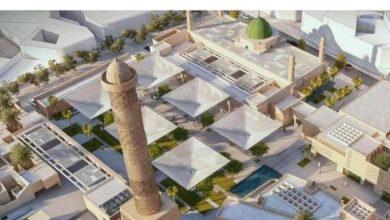 """صورة اختيار معماريين من مصر لإعادة بناء """"مسجد النوري"""" التاريخي"""