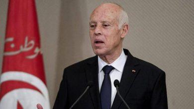 صورة الرئيس التونسي يواصل هجومه على الحكومة وحركة النهضة